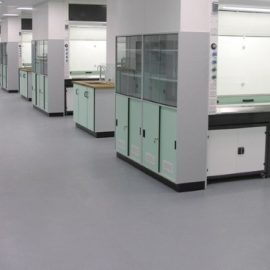 LABORATORY CLEANING