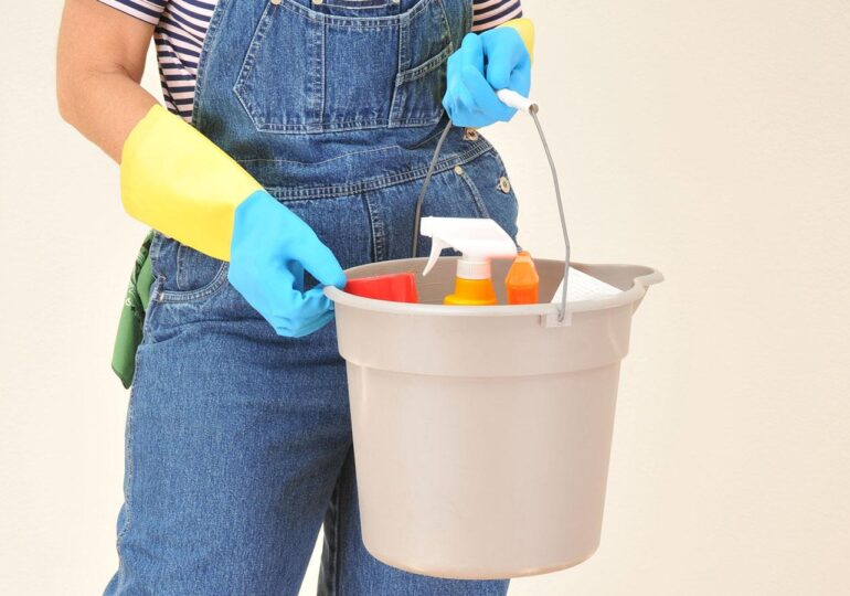 Office cleaning secrets: #12